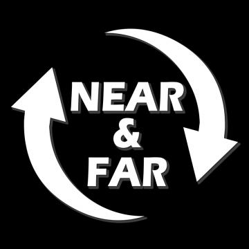 Near&Far - logo